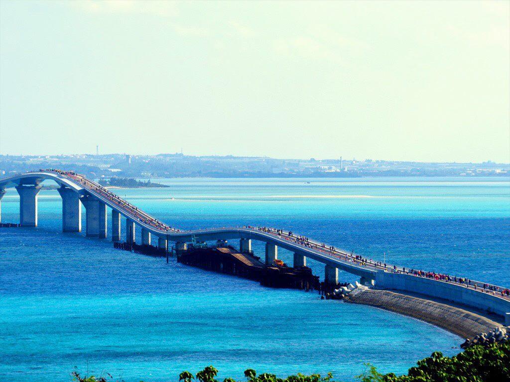 沖縄宮古島の伊良部大橋開通 構想40年にして実現 みなと整体日記